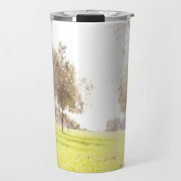 Olive trees heaven - Israel Travel Mug