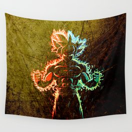 art son goku power Wall Tapestry