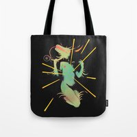 easter Tote Bags featuring Easter. by Space Jungle