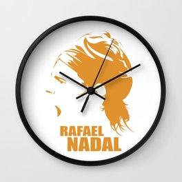 RAFAEL NADAL Wall Clock