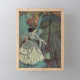 A Higher Destiny Lies Before You By Edmund Dulac Framed Mini Art Print