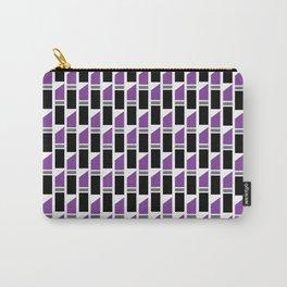 Lipstick Junkie - Pretty Purple Carry-All Pouch
