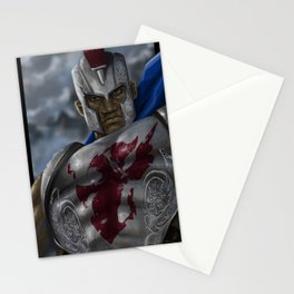 From the Heavens They Did Come Stationery Cards