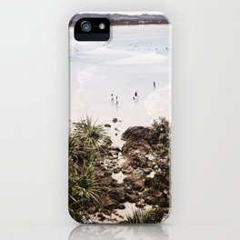 The Pass, Byron Bay iPhone Case
