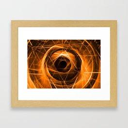 Kalaidoscopic Framed Art Print