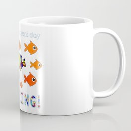 Autism It's Always A Great Day To Be Amazing T-Shirt Coffee Mug