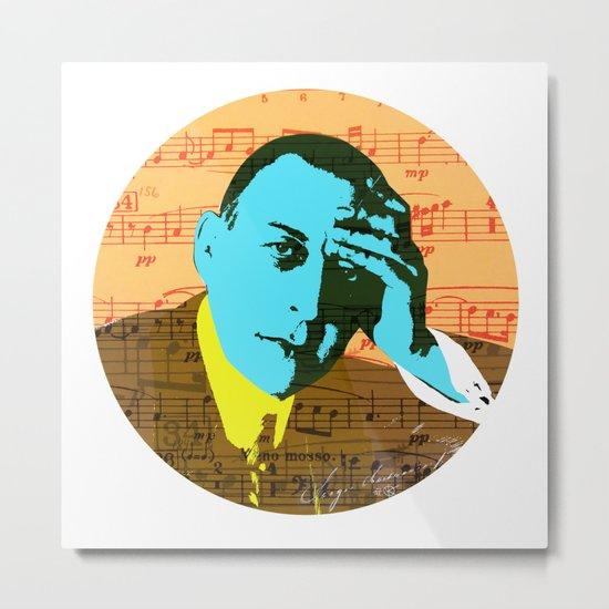Rachmaninov round 3 Metal Print