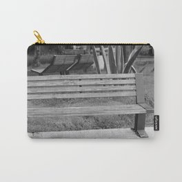 Bench Carry-All Pouch