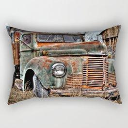 Abandonded Rectangular Pillow