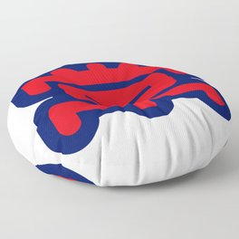 Status Quo Floor Pillow