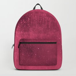Abstract burgundy red gradient wall texture pattern Backpack