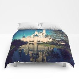 The Disney Castle  Comforters