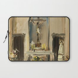 Private Chapel Laptop Sleeve