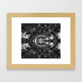 Derelict Airship of Repetition Framed Art Print