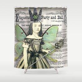 Dancing Queen Shower Curtain