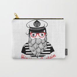 Captain & Hipster Carry-All Pouch