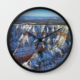 Morning of Rediscovery Wall Clock
