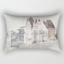 - cast - Rectangular Pillow