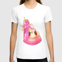 princess bubblegum T-shirts featuring Princess Bubblegum by Parapoozle