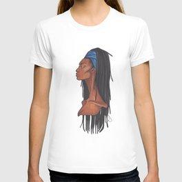 Modern Nefertiti T-shirt