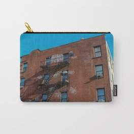 Brooklyn Building Carry-All Pouch