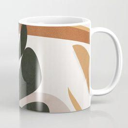 Abstract Plant Life I Coffee Mug