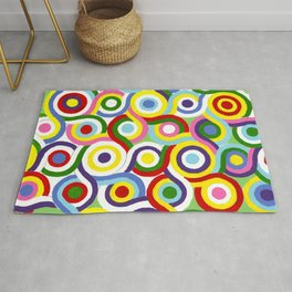 Seigaiha Series - Connection Rug