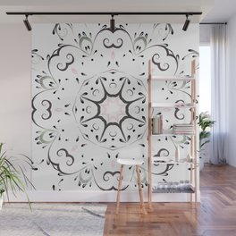light and airy by Leslie harlow Wall Mural