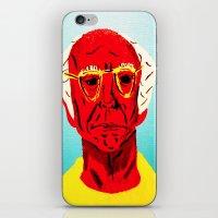 larry david iPhone & iPod Skins featuring Larry David 4 by Alyssa Underwood Contemporary Art