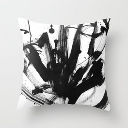 Stroke Throw Pillow
