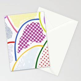 Whimsical Lumps Stationery Cards