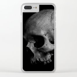 Left for Dead Clear iPhone Case