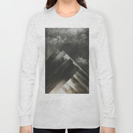 Mount everest and me Long Sleeve T-shirt