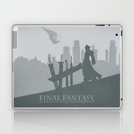 Final Fantasy VII Laptop & iPad Skin