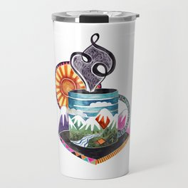 Mountain Coffee Travel Mug