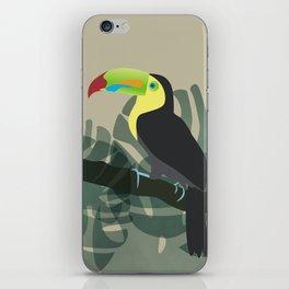El Tucano iPhone Skin