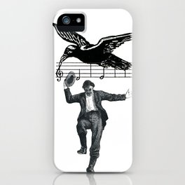 Saved By The Music  iPhone Case