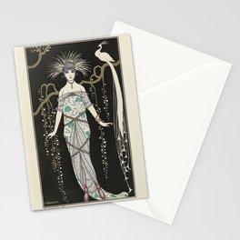 Journal des Dames et des Modes Costumes - George Barbier, 1914 Stationery Cards