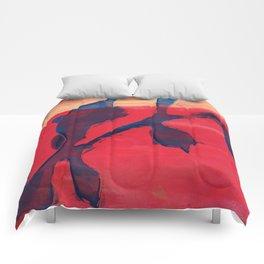 Matisse meets Rothko Comforters