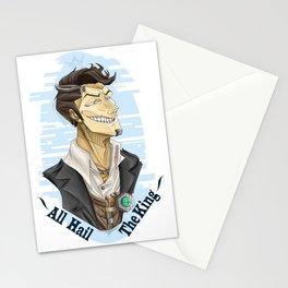 Handsome jack - King Stationery Cards