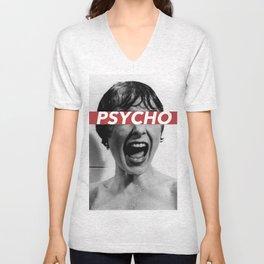 PSYCHO Unisex V-Neck