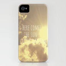 Little Darling  Slim Case iPhone (4, 4s)