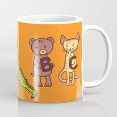 A is for Jerks! Mug