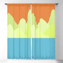 Cinque Terre Blackout Curtain