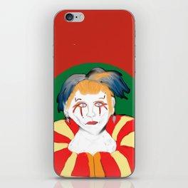 Kefka iPhone Skin
