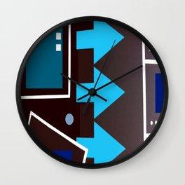 Arrago 2 Wall Clock