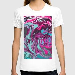 ABSTRACT LIQUIDS 56 T-shirt