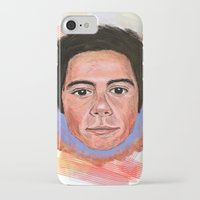 dylan iPhone & iPod Cases featuring Dylan by Devon F.