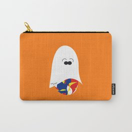Ghost Jelly Bean,  Bonbon fantôme - Halloween party Carry-All Pouch