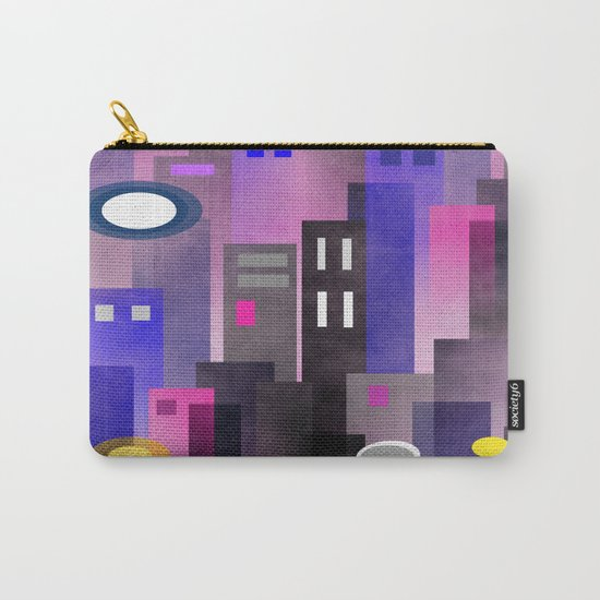 Fun In the City Carry-All Pouch